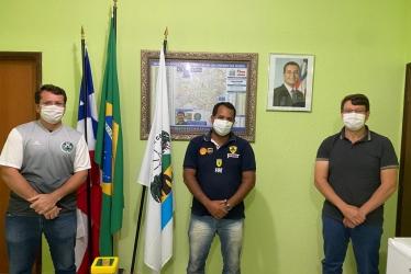 Foto: Gilvan Rodrigues, novo secretário municipal de Agricultura