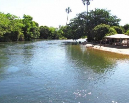 Rio Itaguari - Ponto Turístico